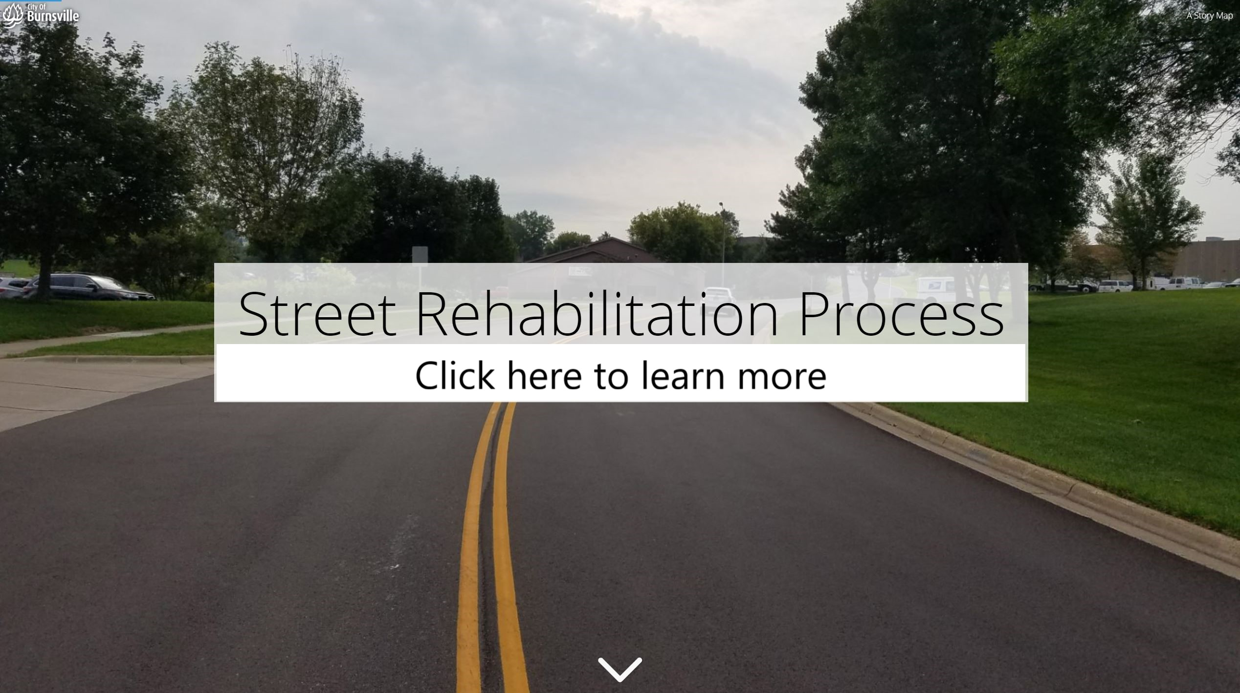 Click here to learn more about the street rehabilitation process